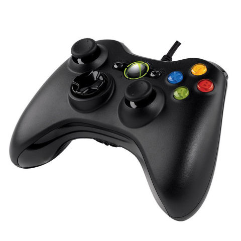 how to connect wired xbox 360 controller to mac