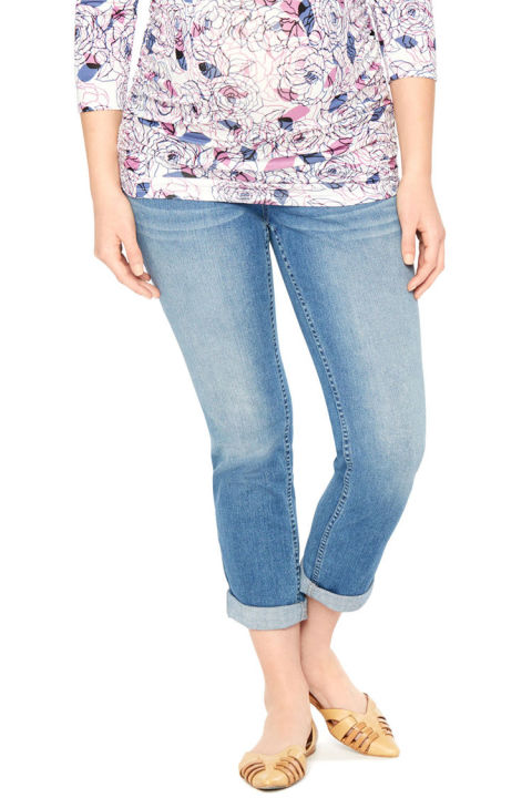 8 Best Maternity Jeans in 2017 - Cute Cropped, Flared, and Skinny ...