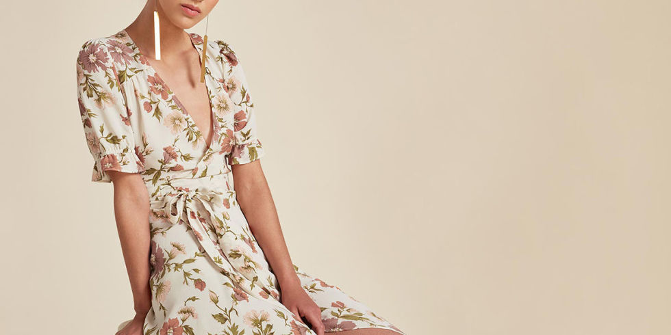 11 Best Wrap Dresses for Summer 2017 - Flattering Wrap Dresses We Love