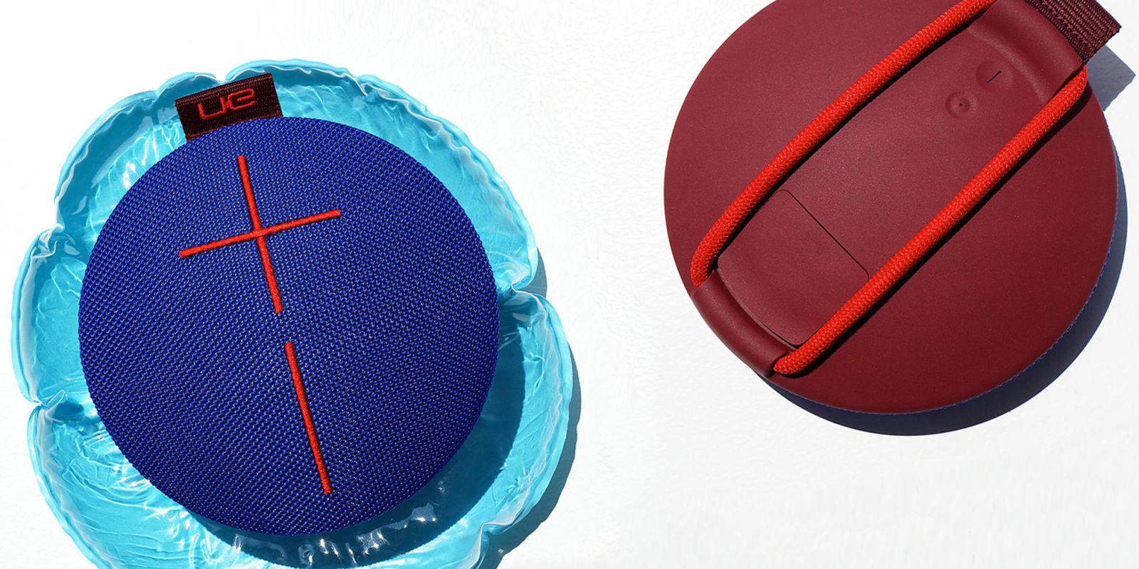 Ue Design Best: Logitech's New UE ROLL 2 Waterproof Speaker Review 2018