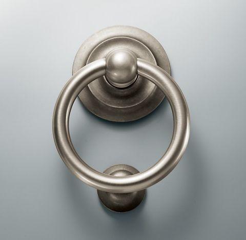 Restoration Hardware Ring Door Knocker