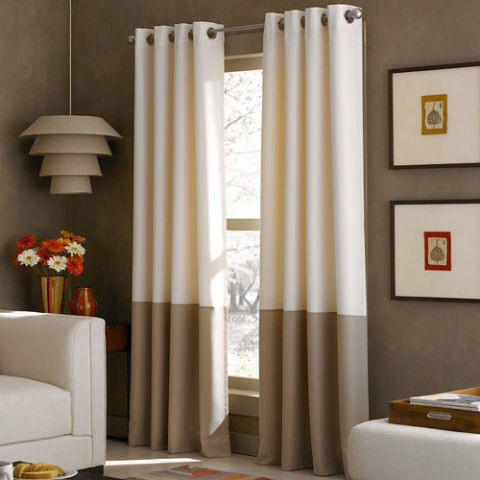 Curtains Ideas curtains contemporary : 15 Best Budget Contemporary Curtains 2017 - Panel Curtains with ...