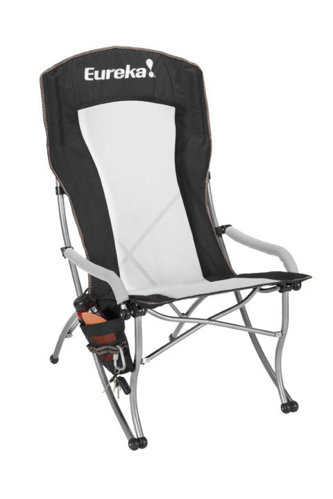plain black fold up chairs packable goanywhere high chair the