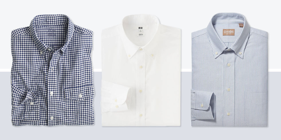 8 Best Oxford Shirts for Men 2017 - Stylish Mens Dress Shirts