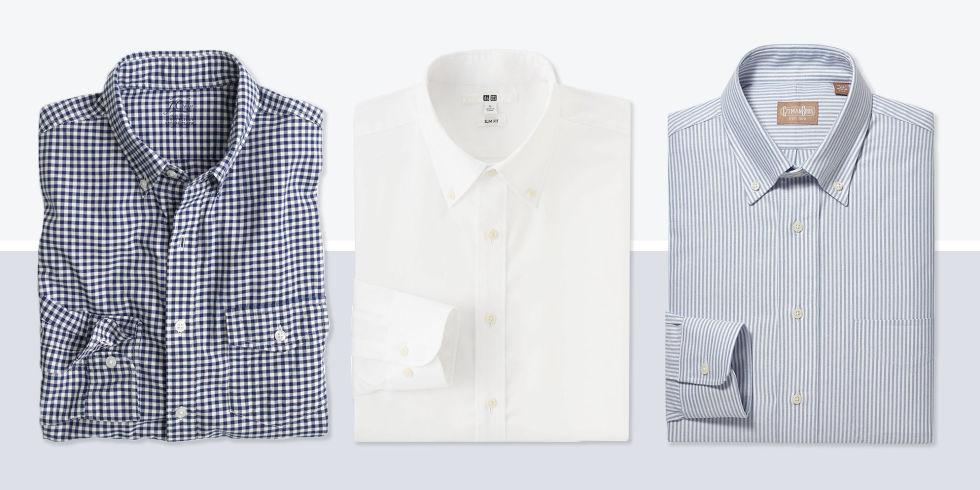 Розмір чоловічої сорочки - таблиця розмірів