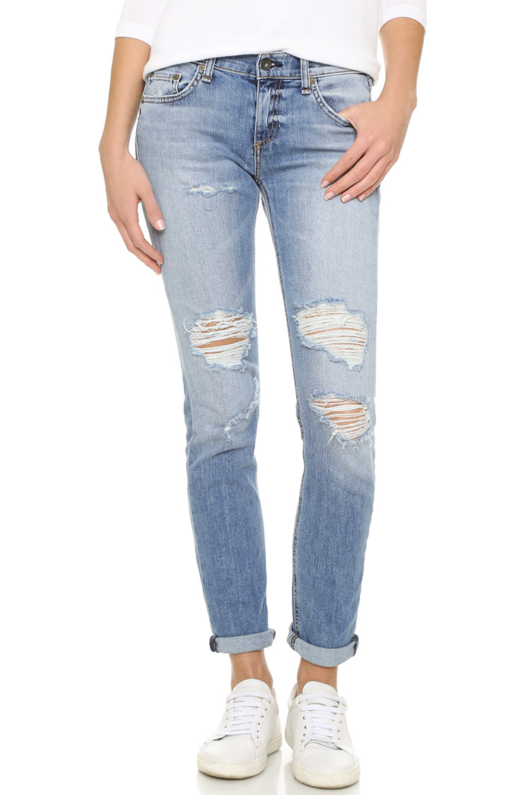 10 Best Boyfriend Jeans in 2017 - Slim and Midrise Boyfriend Jeans ...