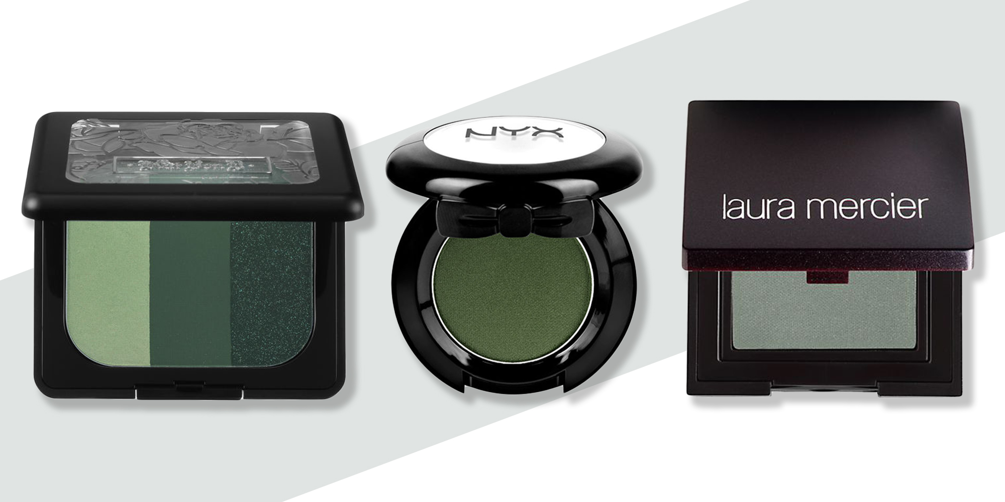 9 Best Green Eyeshadow Shades For 2018 Teal And Green