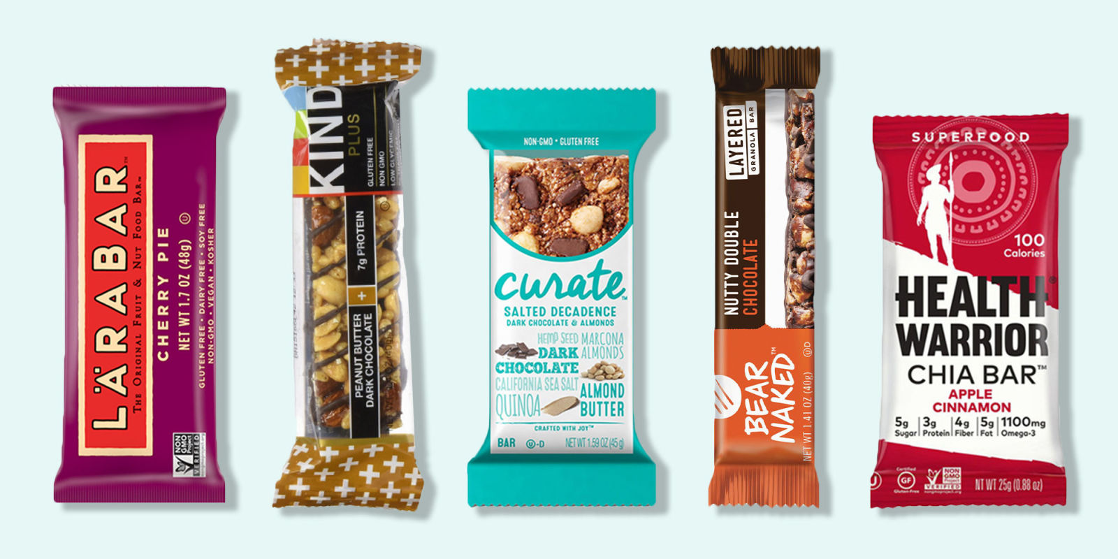 15 best granola bars of 2018 healthy granola bars with for Food bar health