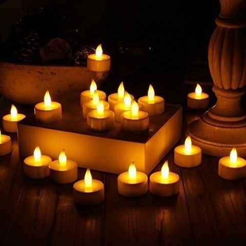 8 Best Flameless Candles 2018 Decorative Led And Battery