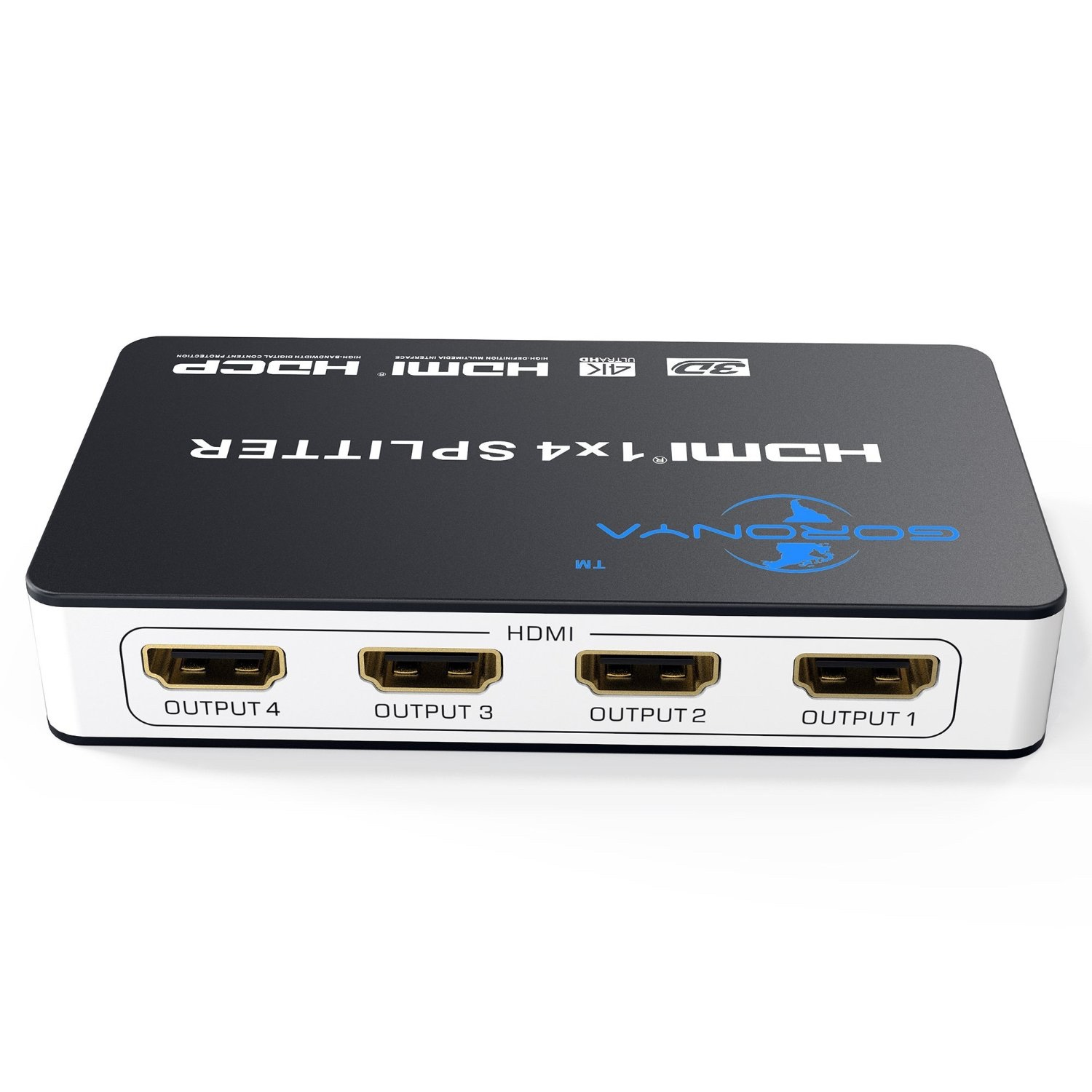 9 Best Hdmi Splitters 2017 Hdmi Splitter Cables With Ac