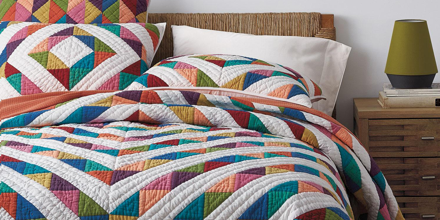 9 Best Quilts For Fall 2017 Quilts Shams And Coverlets