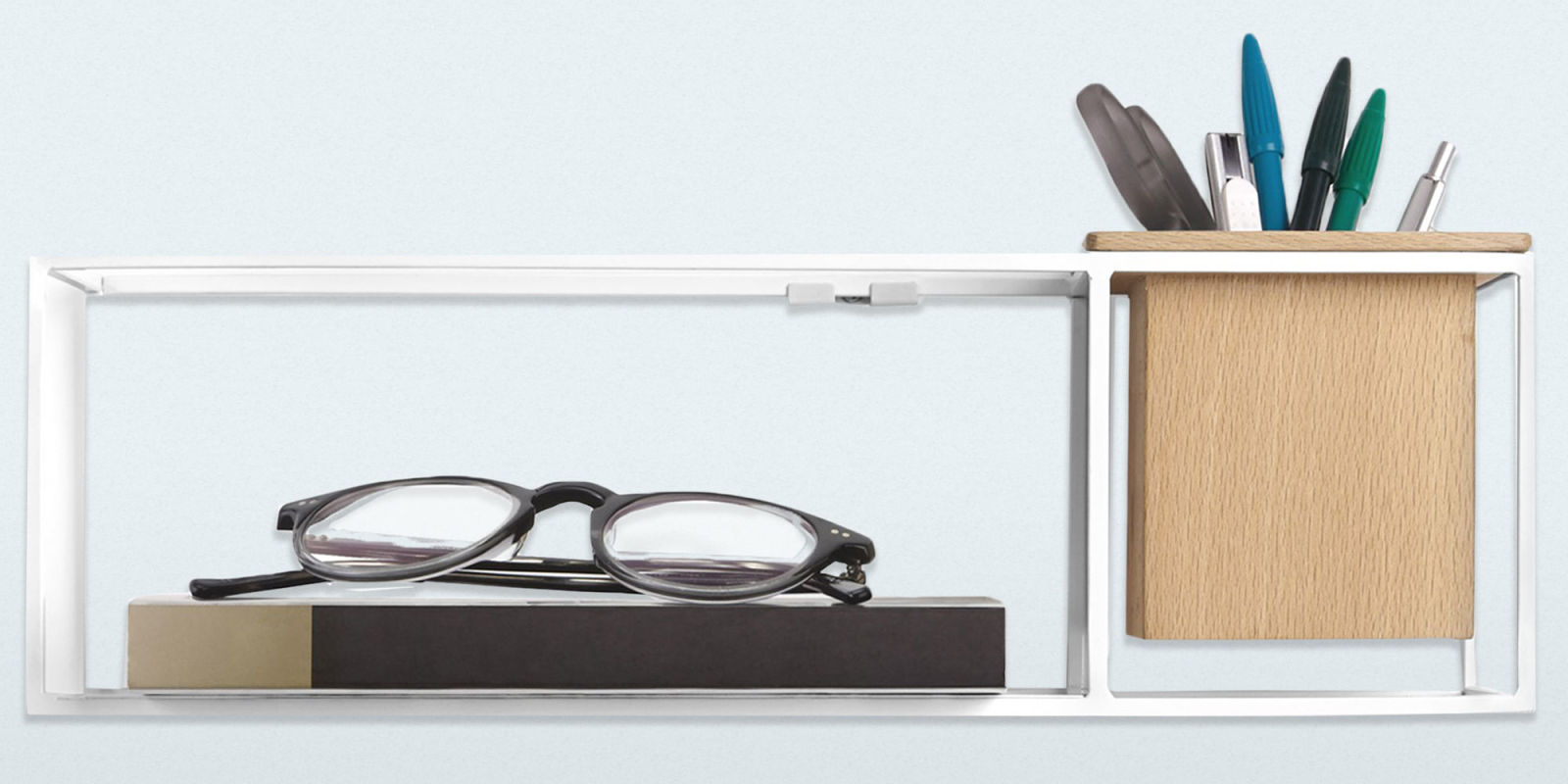 14 best floating wall shelves in chic wall mounted floating shelf sets