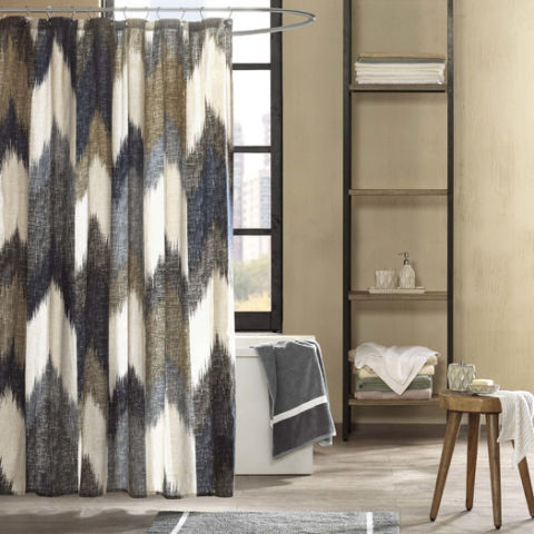 Curtains Ideas best curtain fabric : 15 Best Shower Curtains in 2017 - Unique Cloth & Fabric Shower ...