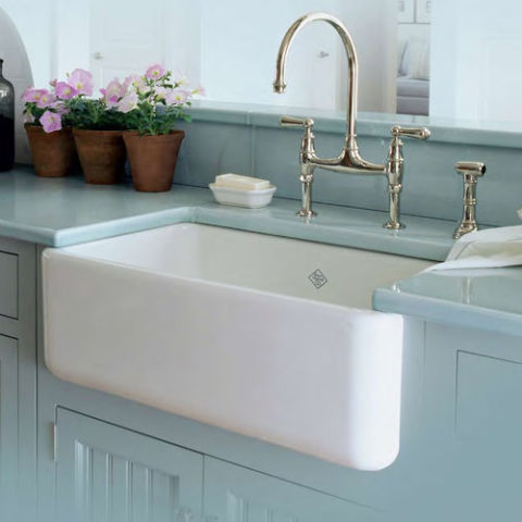 8 Best Farmhouse Sinks for Your Kitchen 2018 - Farmhouse and Apron ...