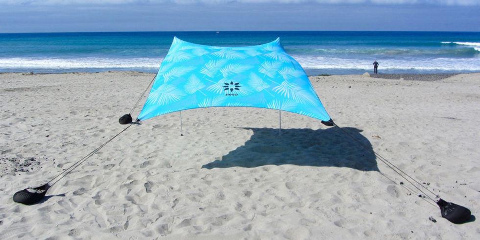 Neso Tent Prints Stakeless Beach