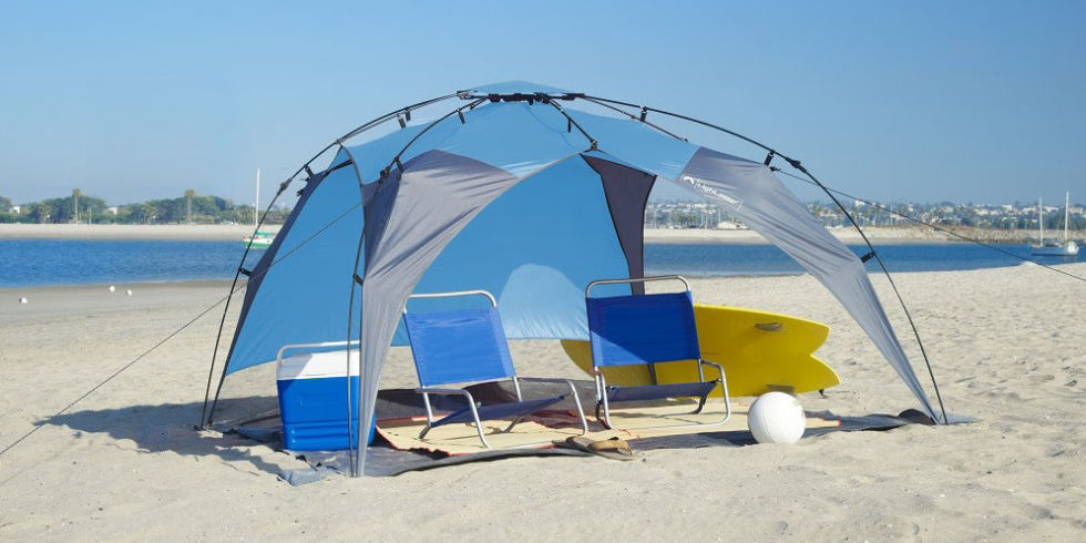 These Beach Tents And Canopies Will Keep You Outdoors Longer Avoid Sunburn On Clear Days Stay Dry Soggy Ones