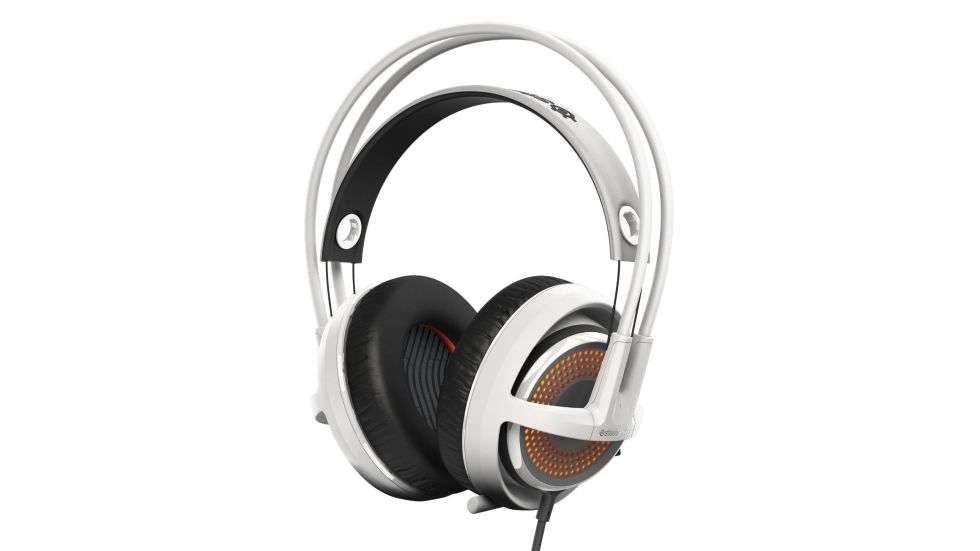 SteelSeries Siberia 350 gaming headphones