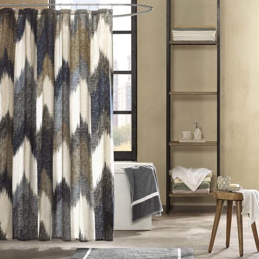 Curtains Ideas best shower curtain : Best Shower Curtains in 2016 - Unique Cloth & Fabric Shower Curtains ...