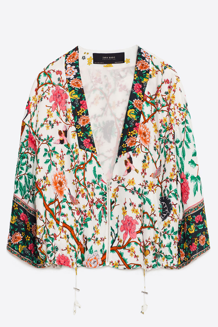 8 best kimono jackets for women 2018 chic kimonos and shawls. Black Bedroom Furniture Sets. Home Design Ideas