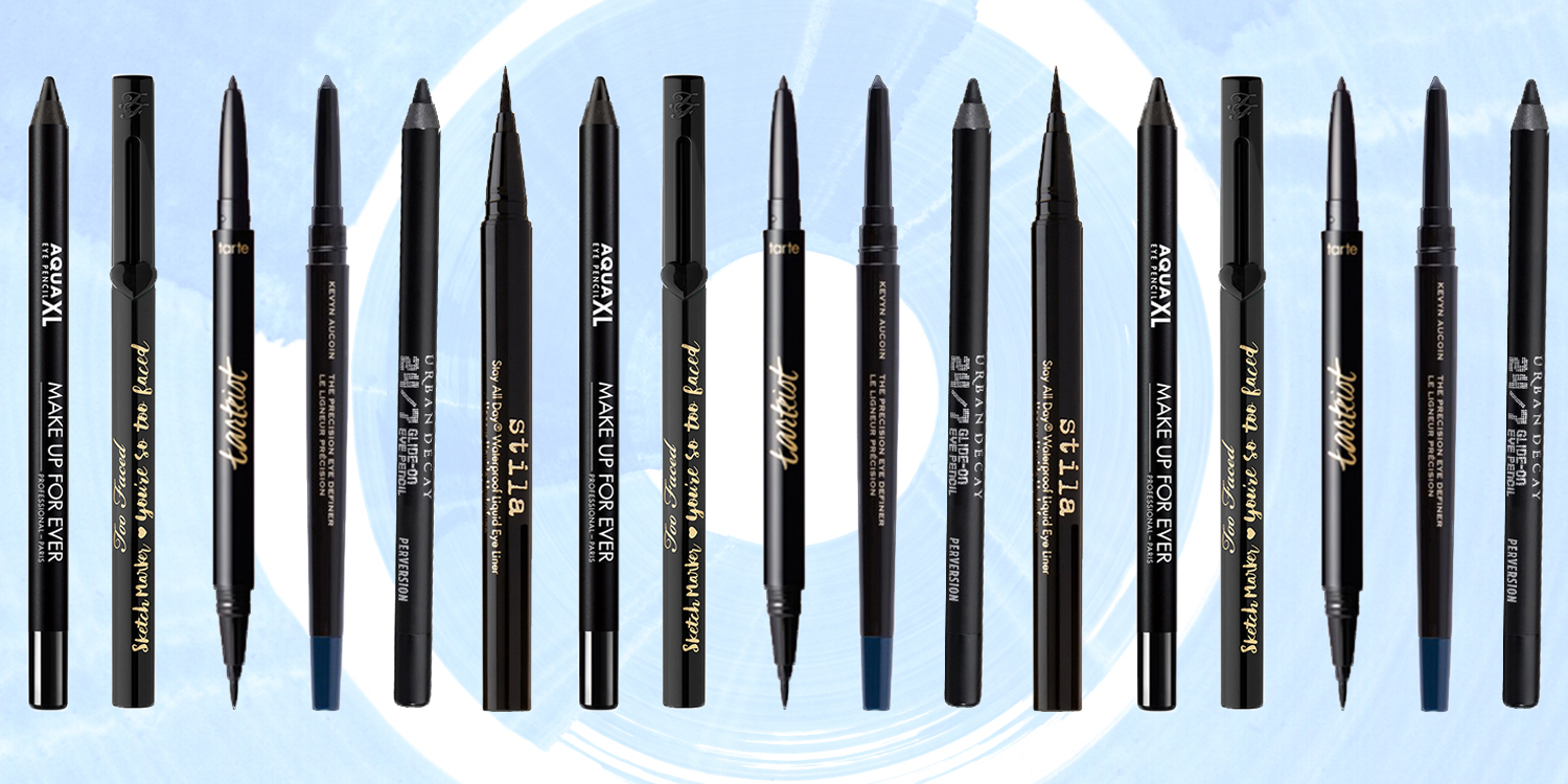 13 Best Eyeliner Brands in 2017 - Liquid, Gel, and Pencil Eyeliners