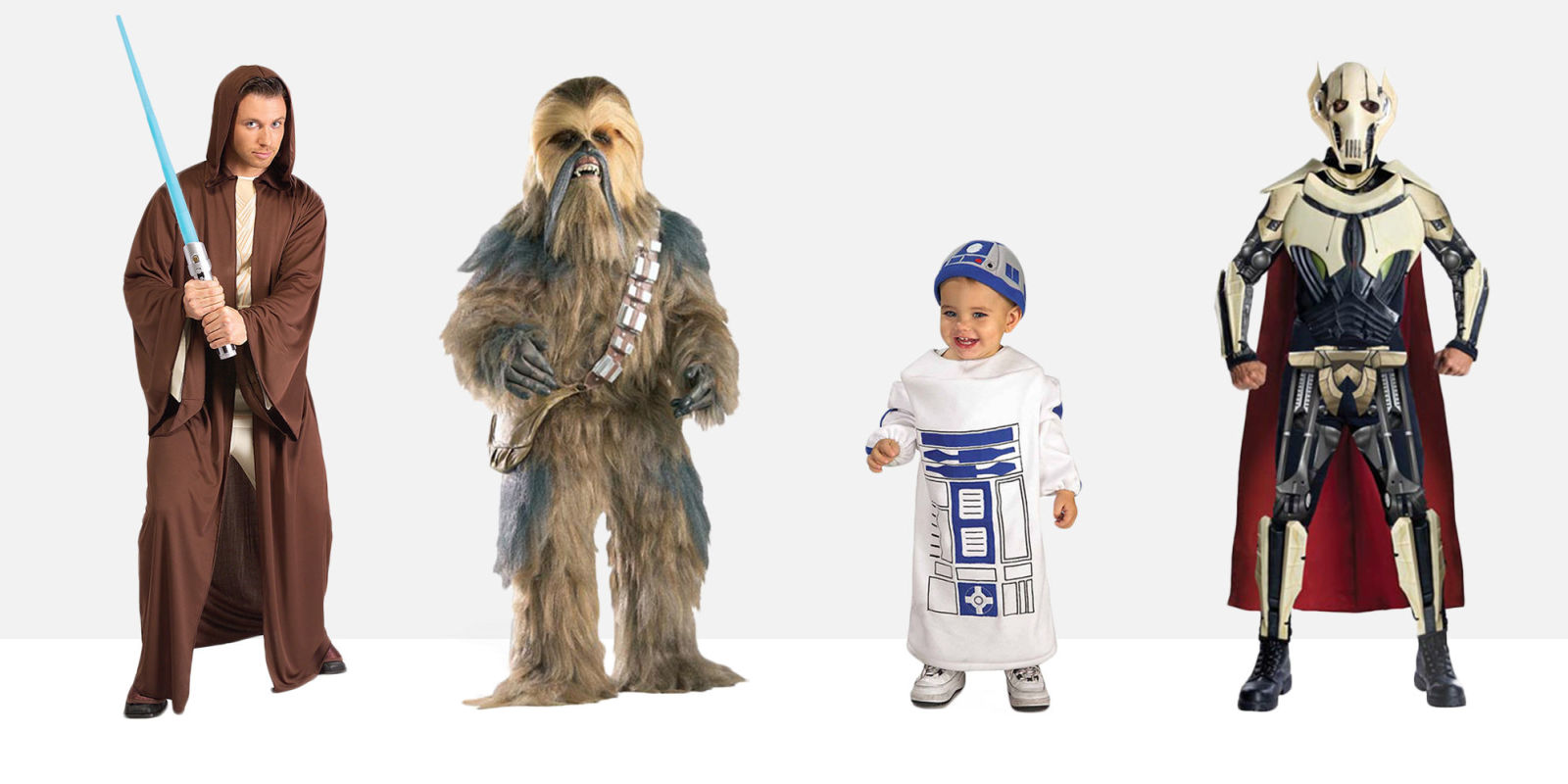 15 Best Star Wars Halloween Costumes For Kids And Adults