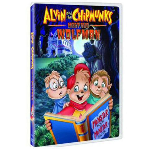 alvin and the chipmunks meet wolfman part 9