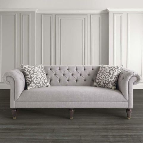 Bassett Furniture Chesterfield Sofa