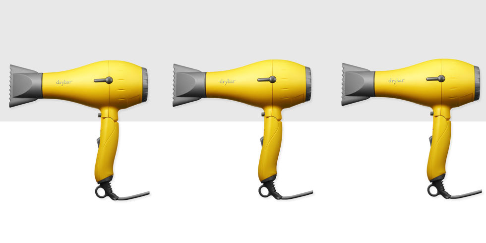Drybar Just Launched the Baby Buttercup Portable Hair Dryer for