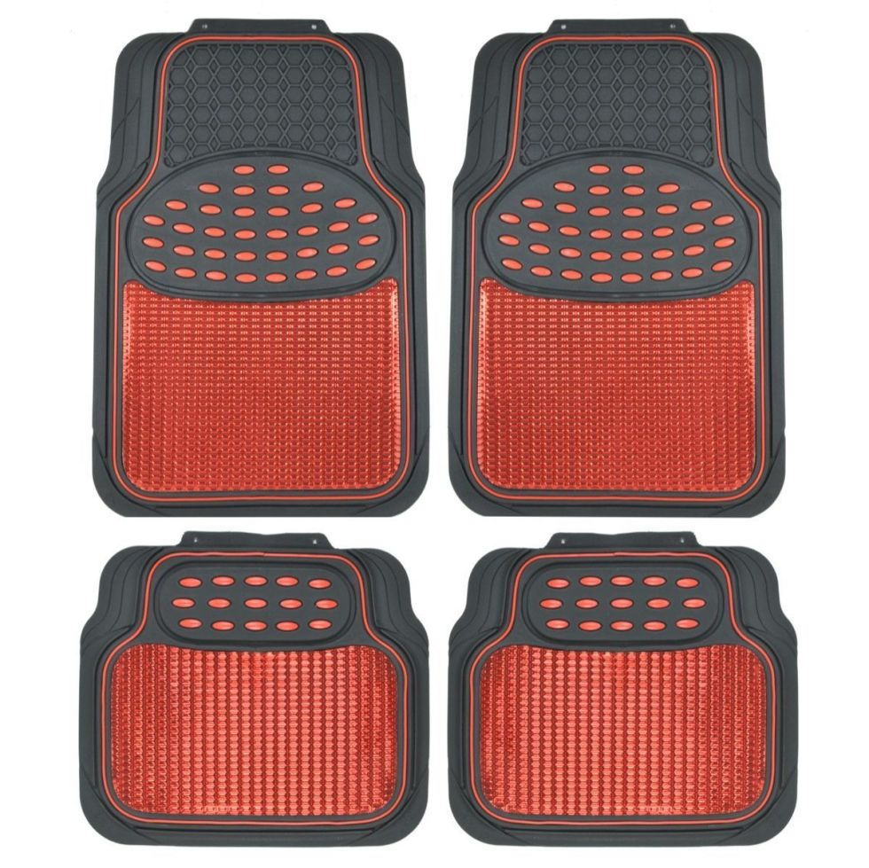 Rubber floor mats cheap - 14 Best Rubber Floor Mats Of 2017 Rubber Auto Floor Mats For Your Car Or Truck