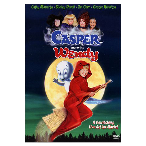 casper and wendy movie. 20 best halloween movies for kids - silly and scary casper wendy movie