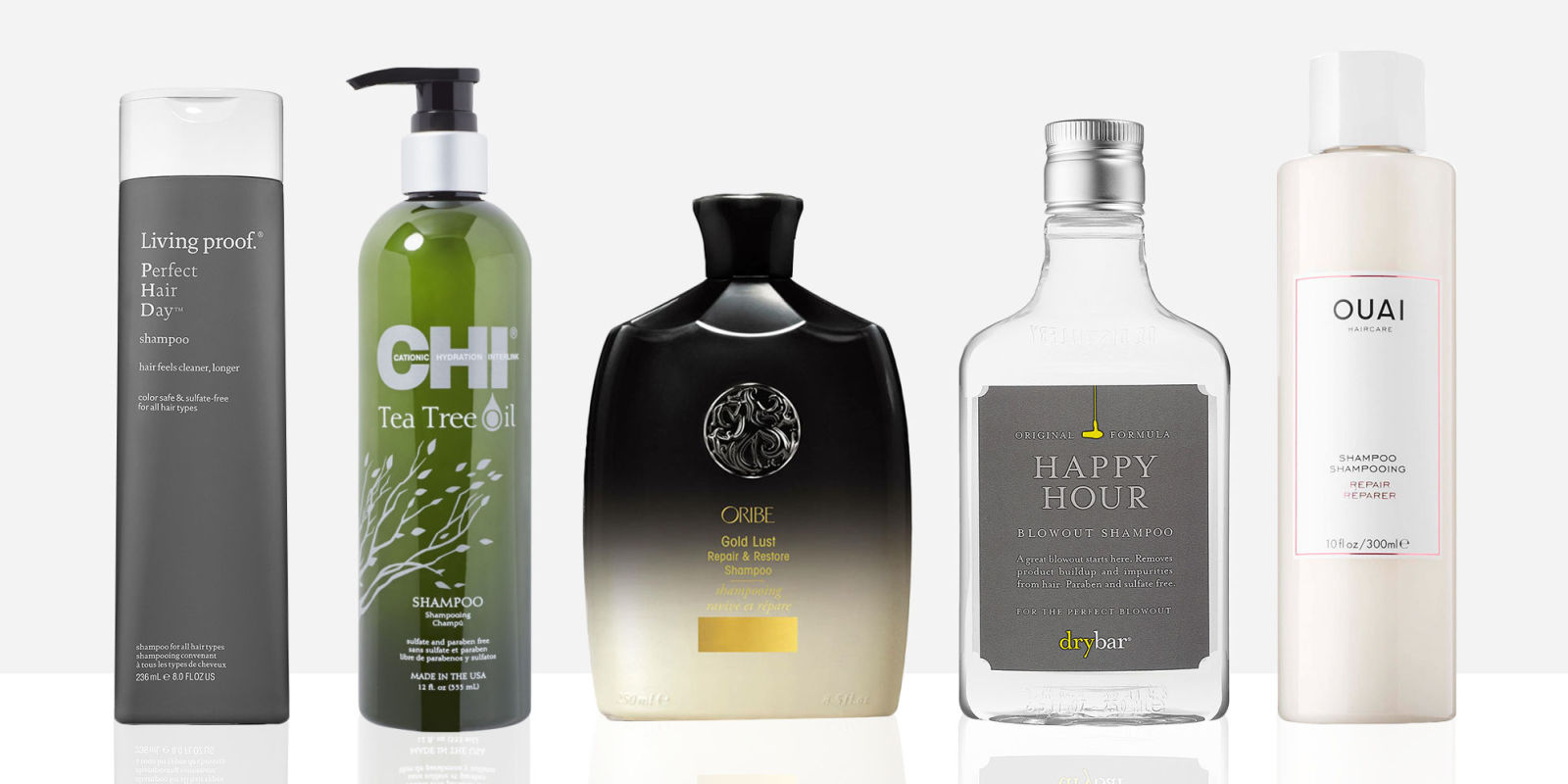 10 Best Shampoo Brands For Healthy Hair In 2017 Top