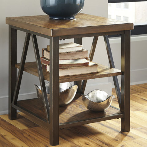 Marvelous Ashley Furniture Branslien End Table