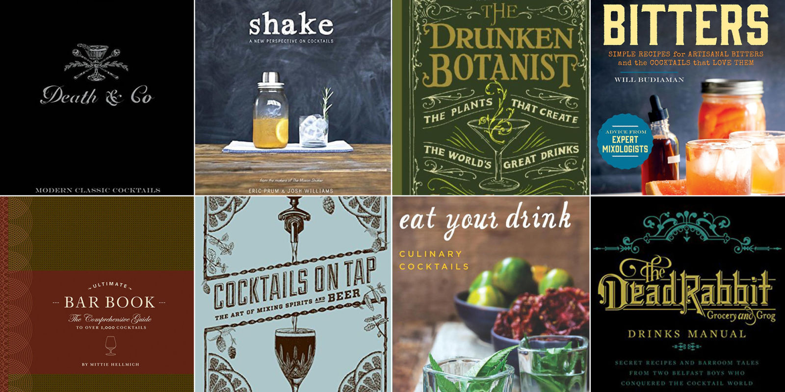 15 Best Cocktail Books Of 2017 Mixology And Drink Recipe