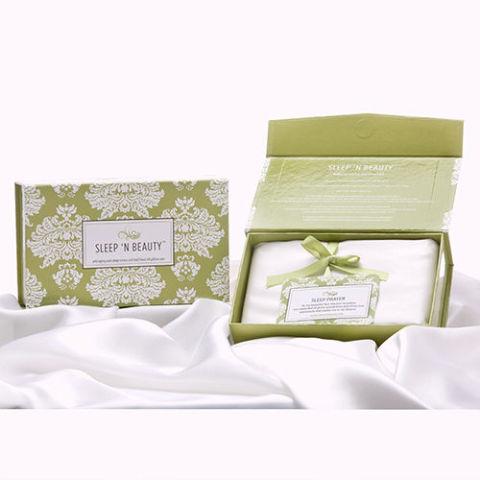 Sleep \u0027N Beauty 100% Silk Pillowcases & 12 Best Silk Pillowcases of 2017 - Pure Silk Pillowcases for ... pillowsntoast.com