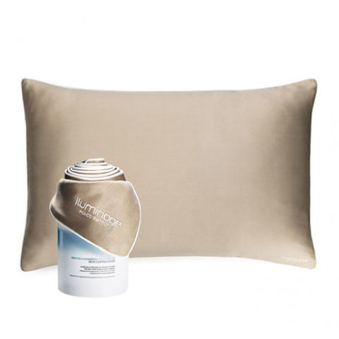 iluminage skin pillowcase with patented copper technology - Silk Pillow Case