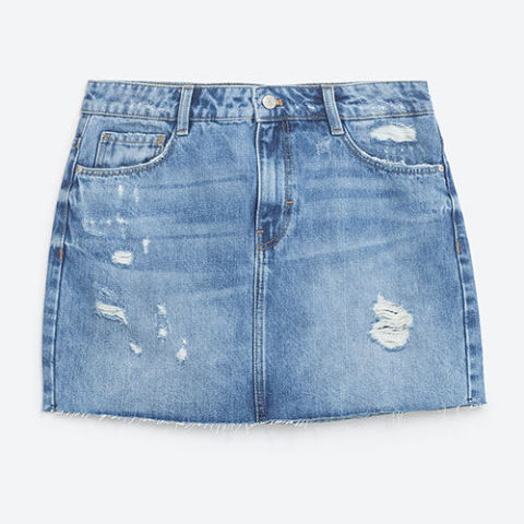 9 Best Mini Skirts in 2017 - Denim, Leather, and Floral Mini Skirts