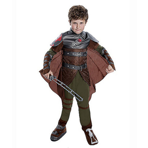 kid hiccup how to train your dragon