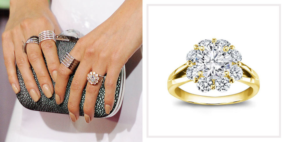 31 Best Celebrity Engagement Rings And Look Alikes You Can Shop Now