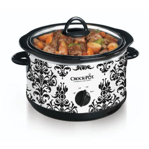 Slow cooker crock pot
