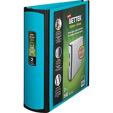 8 Best Binders For The 2018 School Year Durable Zipper