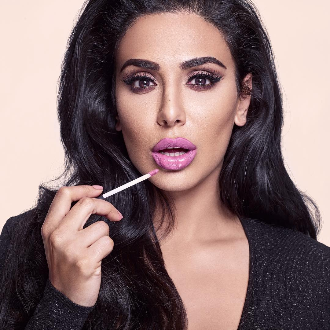 Huda Kattan Debuts Huda Beauty Liquid Matte Lipstick For National Lipstick Day 2018