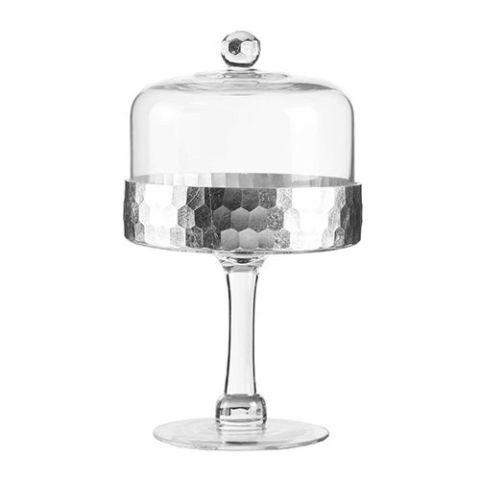 12 Best Cake Dome Sets 2017 Decorative Glass Cake Domes