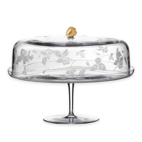How Can You Tell A Glass Cake Stand Is Antique