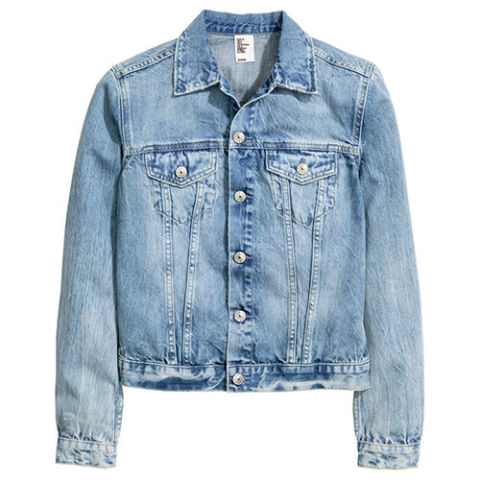 Classic Denim Jacket - JacketIn