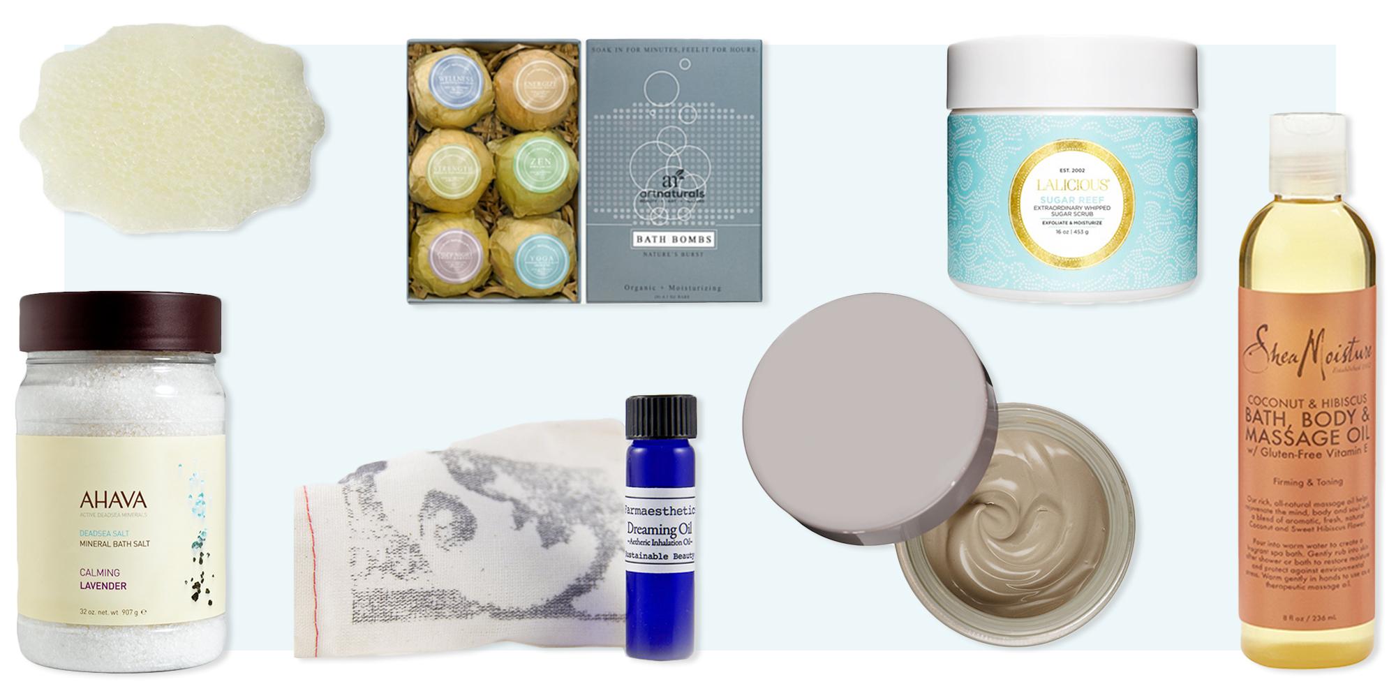 spa essentials treatments bath diy beauty treatment