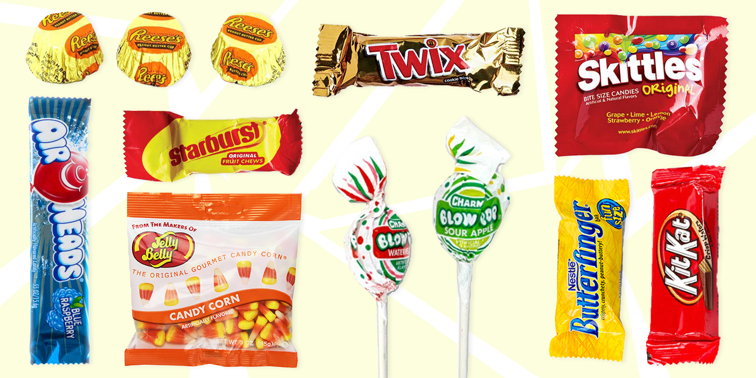 27 Best Halloween Candy Assortments And Packs For