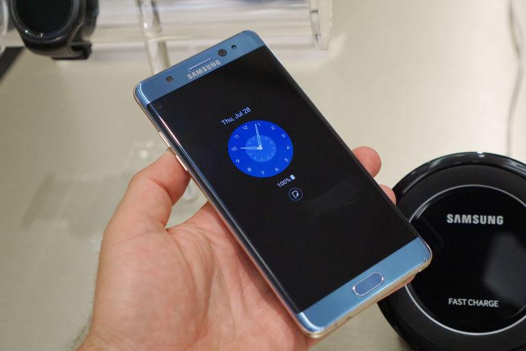 Resultado de imagen para Galaxy Note7