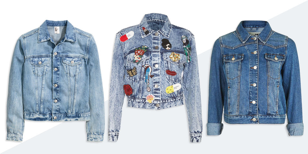 10 Best Denim Jackets for Women in 2017 - Classic Blue Jean