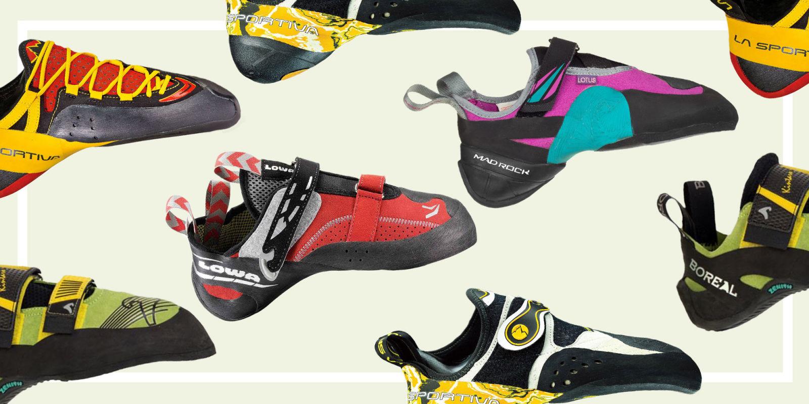 Best Indoor Rock Climbing Shoes