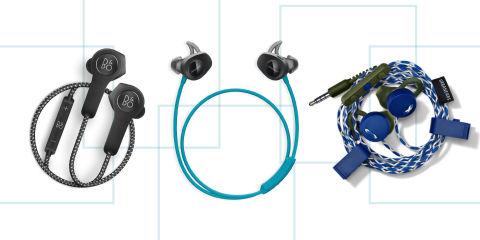 Earphones sports headphones - bose earphones qc35